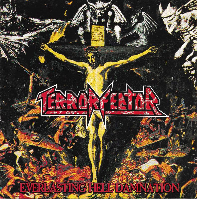 TERROR FECTOR / EVERLASTING HELL DAMNATION(2枚組)